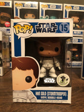 Pop! Star Wars: Stormtrooper Han (8.5/10)