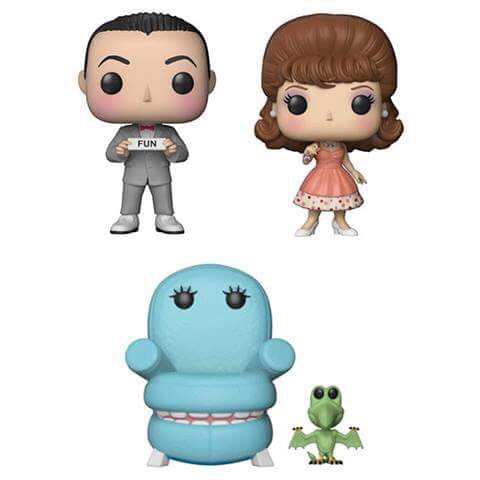 Pop! Television: Pee Wee's Playhouse - Bundle