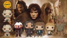 Pop! Movies: Lord of the Rings - BUNDLE w/Chase and Treebeard!