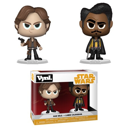 Vynl: Star Wars: Solo - Han and Lando