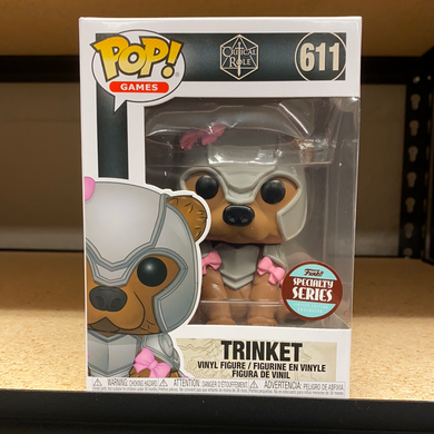 Funko Pop! Critical Role: Trinket (Armored)(In Stock) Vinyl Figure