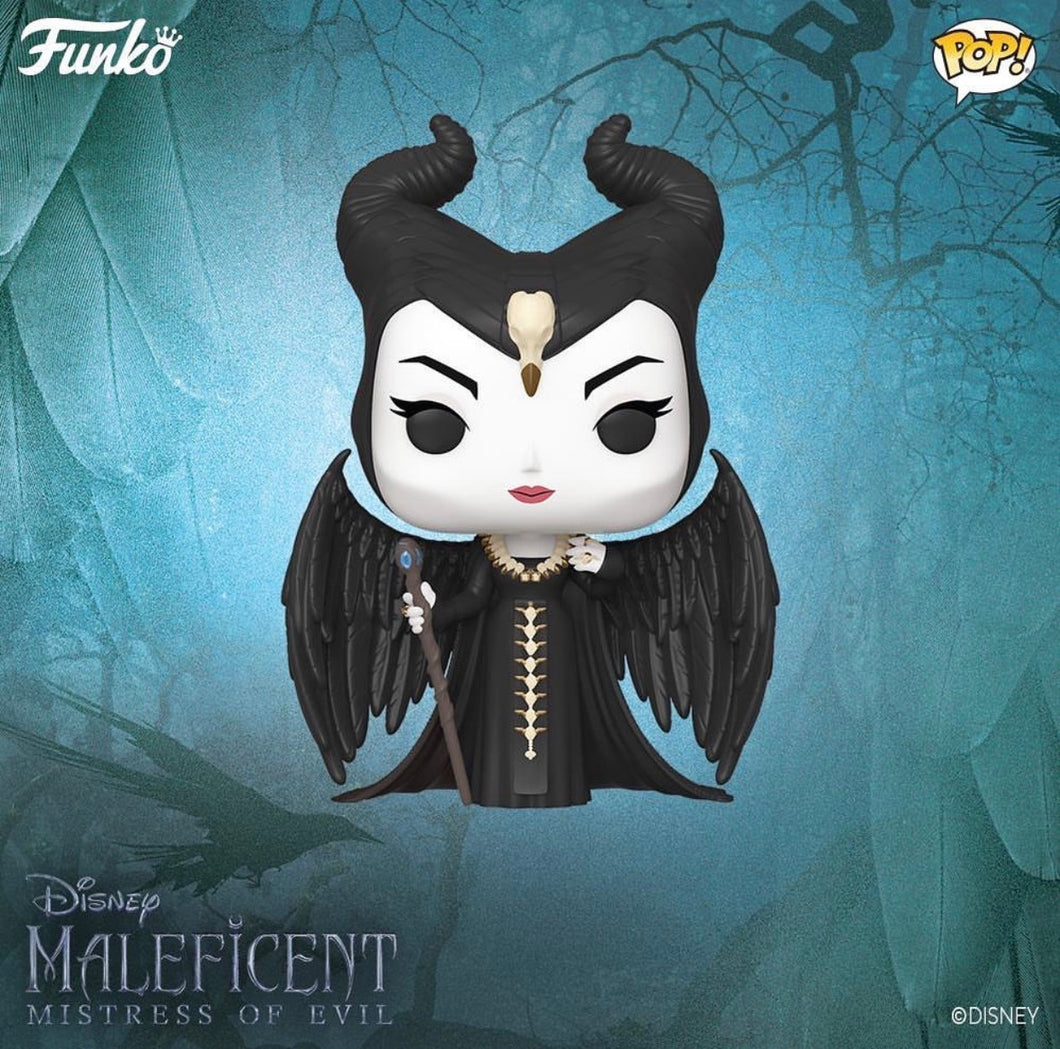 Pop! Disney: Maleficent: Mistress Of Evil