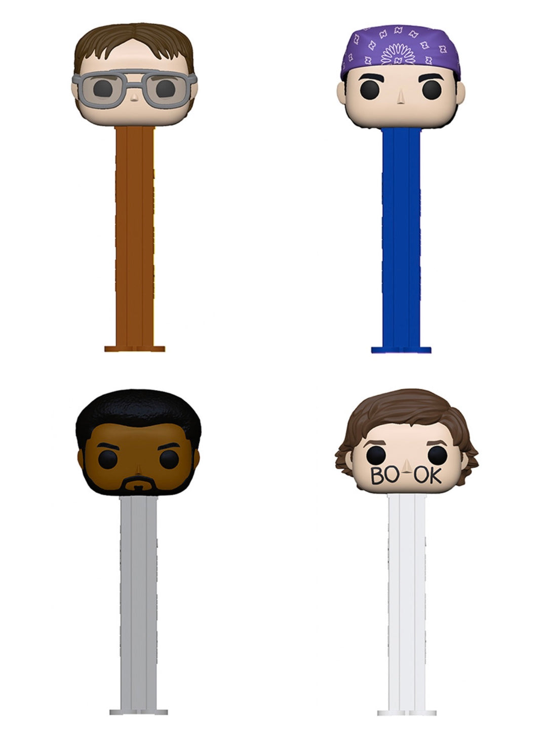 Pop! Pez: The Office - Bundle