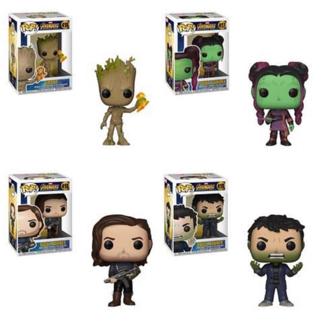 Pop! Marvel: Infinity War - Bundle