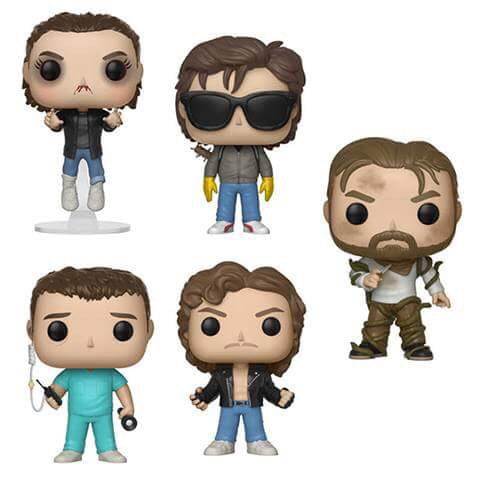 Pop! Television: Stranger Things - Bundle