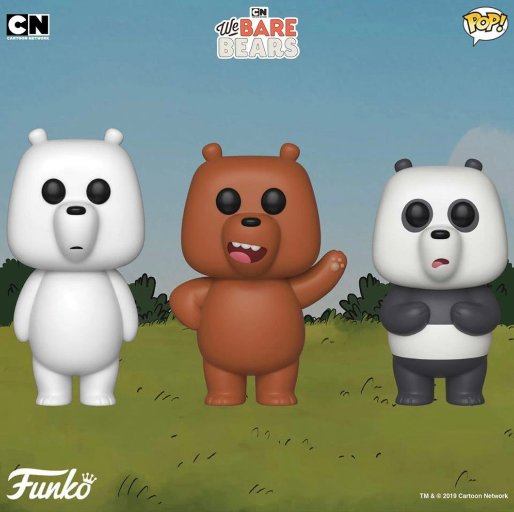 Pop! Animation: The Bare Bears