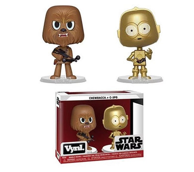 Vynl: Star Wars - Chewbacca/C-3PO