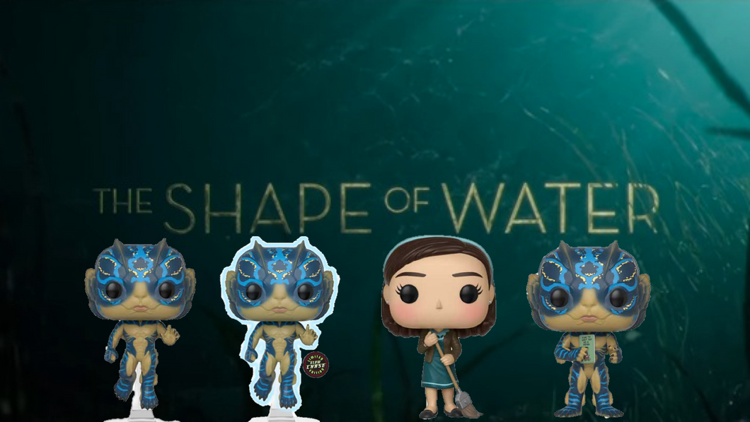 Pop! Movies: The Shape of Water