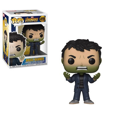 Pop! Marvel: Infinity War - Bruce Banner