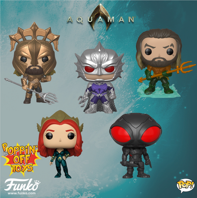 Pop! DC Heroes: Aquaman