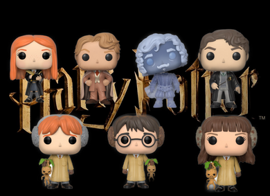 Pop! Harry Potter S5 - BUNDLE!