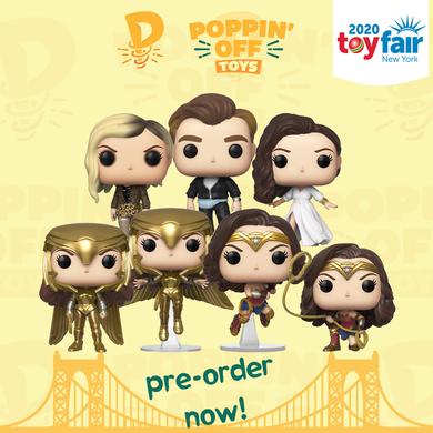 Pop! DC: Wonder Woman 1984
