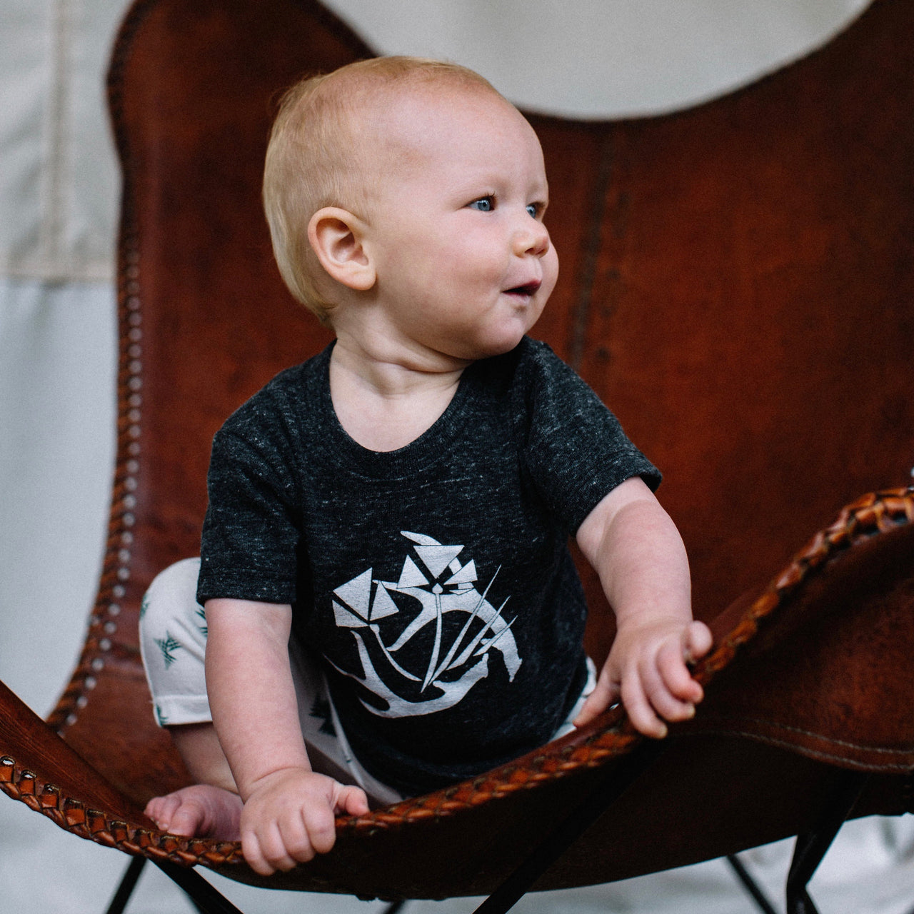The ANTLER + POPPY Kid's Tee