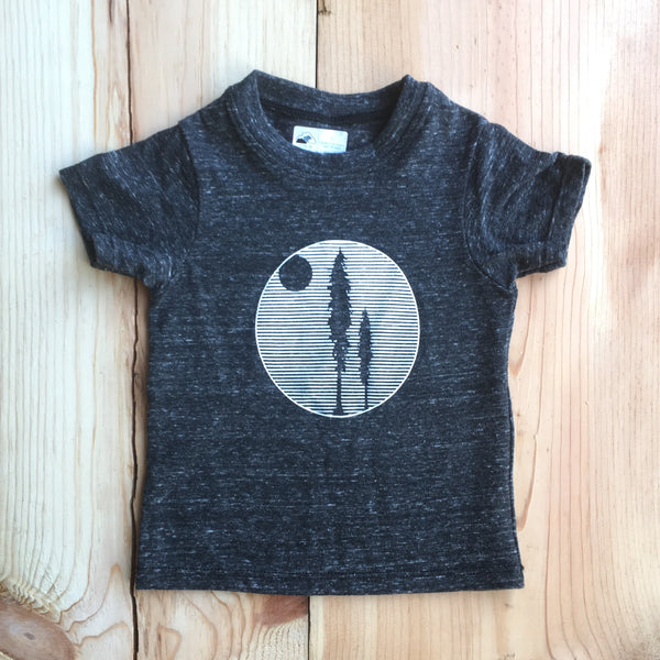 The REDWOOD Kid's Tee