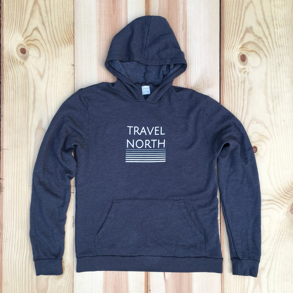 TRAVEL NORTH Hoodie