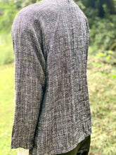 Linen Tweed Blouse