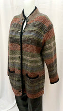 Real Clothes for Saks Lambswool Cardigan