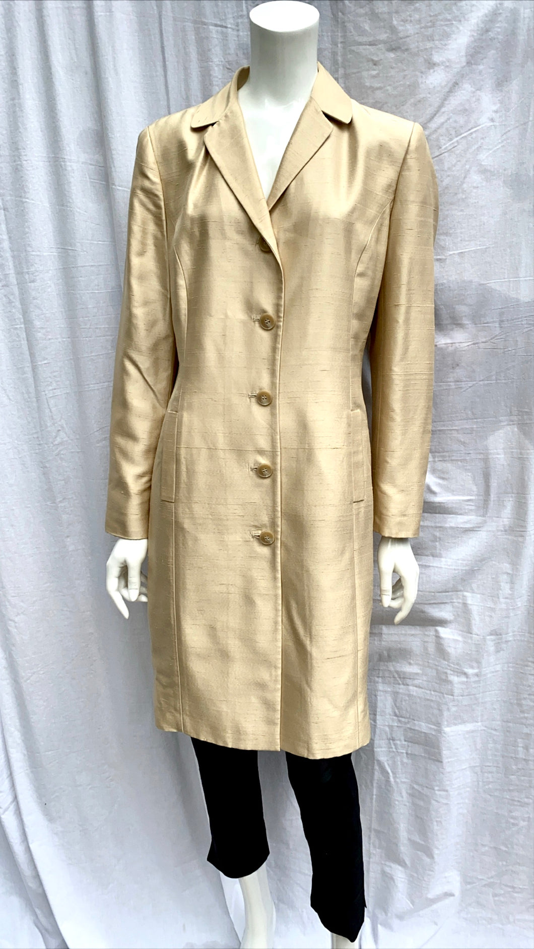 Silk Ann Taylor  Jacket