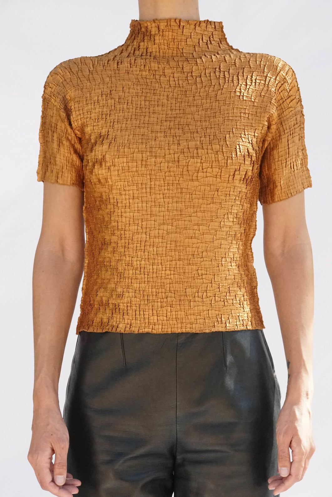 Ginger Textured Blouse