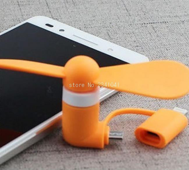Mini Electric Cooling Fan for Iphone