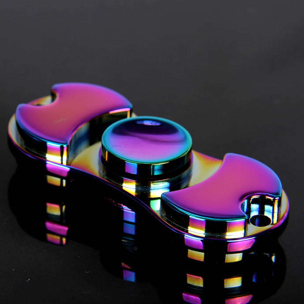New Colorful Creative Metal Fidget Spinner