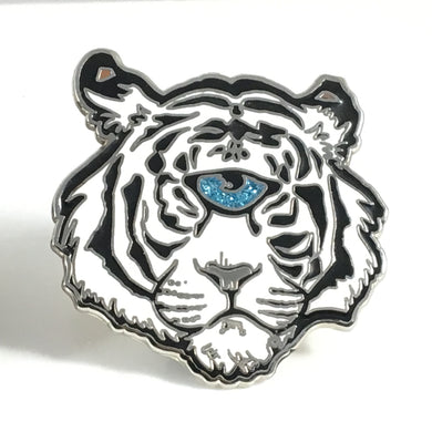 Eye of the Tiger Lapel Pin - GlipGlopShop.com