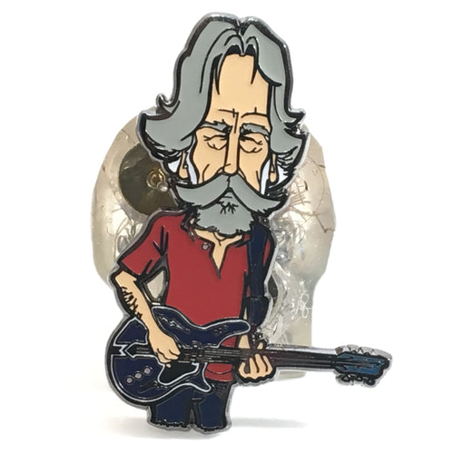 Estimated Prophet Bobby Weir Pin - GlipGlopShop.com