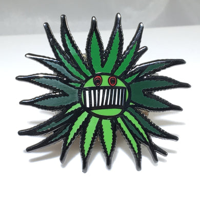 Ween 'Weed Whore' Pin
