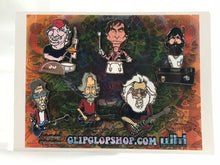 Grateful Dead Band Member 6 Pin set - GlipGlopShop.com