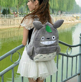 Totoro Plush Backpack - Sweet Kome