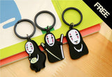 FREE No-Face Key-chain - Sweet Kome