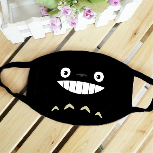 Totoro Reusable Face Mask