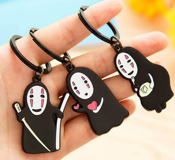 FREE No-Face Key-chain