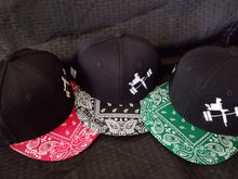 Ink & Iron Snapback Hats - multiple colors avail - Ink&Iron Clothing