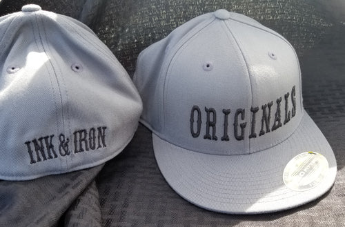 Ink & Iron FlexFit Hat - Ink&Iron Clothing
