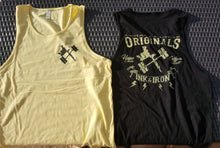 Ink & Iron Men's Originals Vintage Tank - multiple colors avail - Ink&Iron Clothing