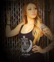 Ink & Iron Women's All or Nothing Tank - Ink&Iron Clothing