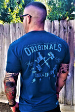 Ink & Iron Vintage Muscle T - Avail in 2 Colors - Ink&Iron Clothing
