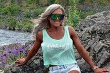 Ink & Iron Women's Cropped Tank - 2 colors available - Ink&Iron Clothing
