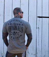 Ink & Iron Originals Outcasts T - Ink&Iron Clothing
