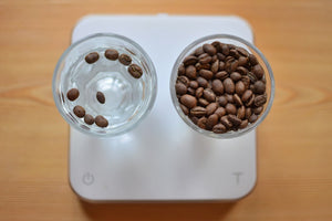 Coffee Brewing Ratios for Dummies