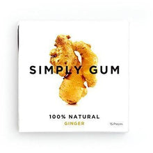 Simply Ginger Chewing Gum