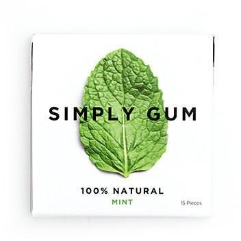 Simply Mint Chewing Gum