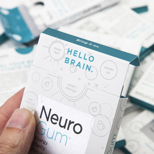 Nootropic Energy Gum
