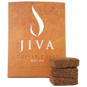 Jiva Mocha Coffee Cubes - 4 Pack