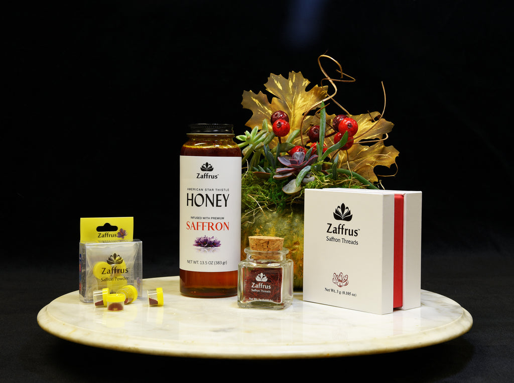 Ultimate Saffron Experience - Gift Basket 1