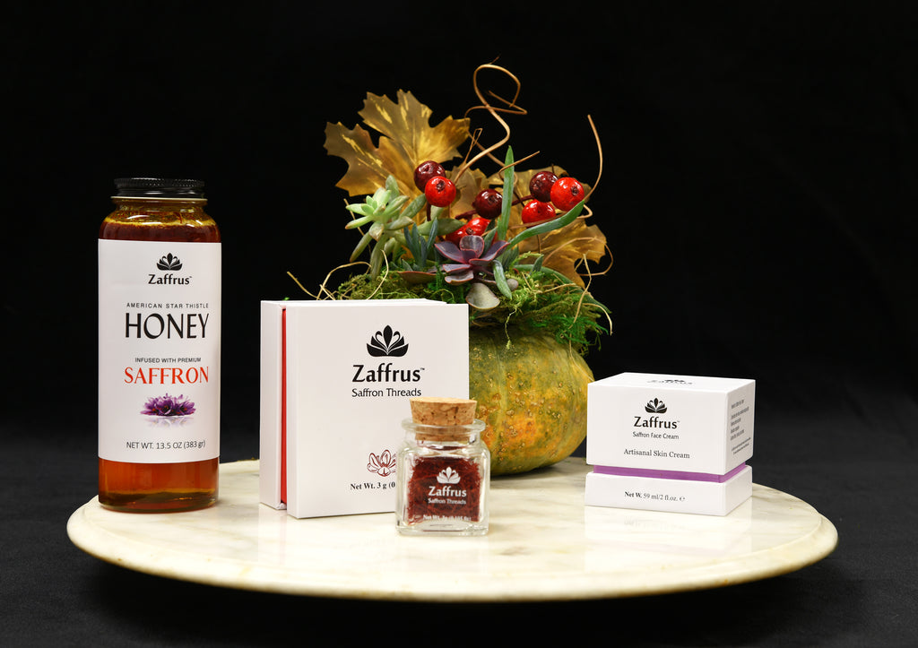 Ultimate Saffron Experience - Gift Basket 3