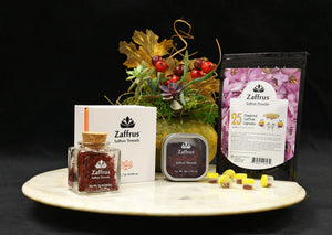 Ultimate Saffron Experience - Gift Basket 4