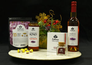 Ultimate Saffron Experience - Gift Basket 5