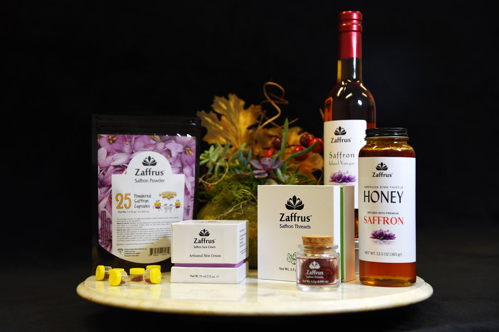 Ultimate Saffron Experience - Gift Basket 6